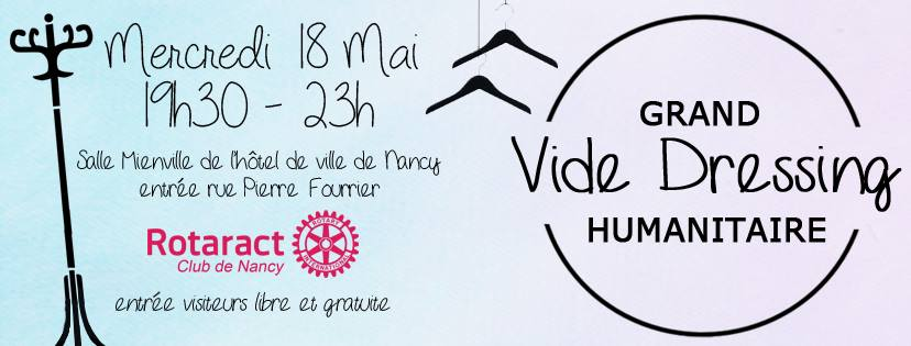 Vide-dressing humanitaire